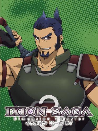 Ixion Saga - Dt Vol.3 [Japan LTD DVD] PCBG-52173