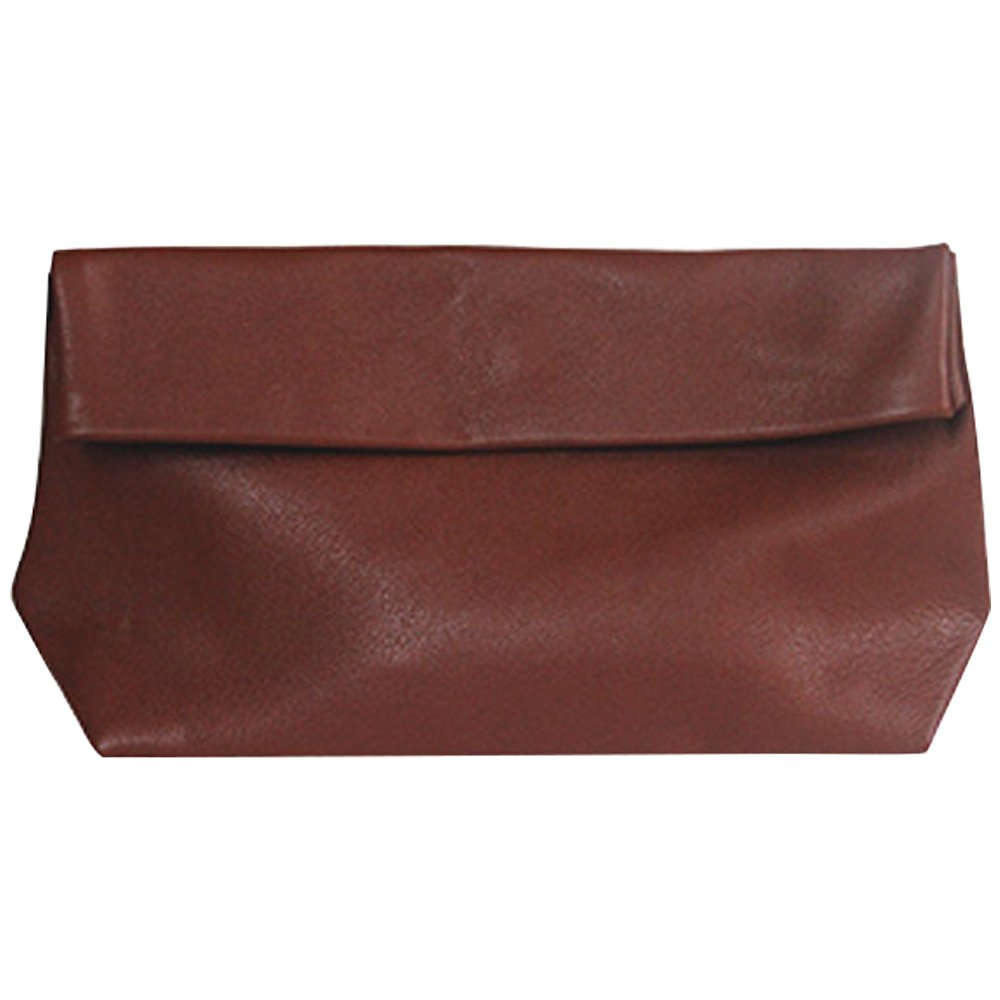 Medium leather clutch Summer Collection Women