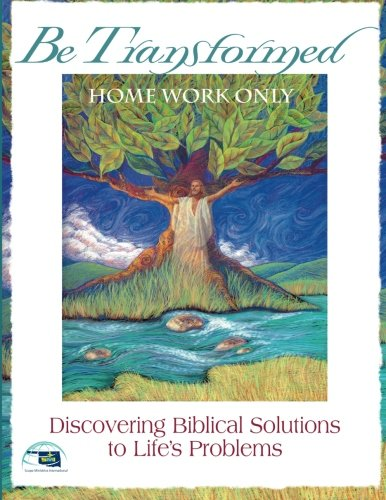 Download Be Transformed Homework Book: Home Work Only Version pdf