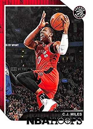 amp; Card Fine Raptors Hoops Toronto Basketball Amazon C Panini Art 46 com j Miles 2018-19 Collectibles|Where Did This Come From?