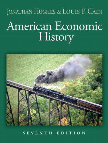 American Economic History (7th Edition)