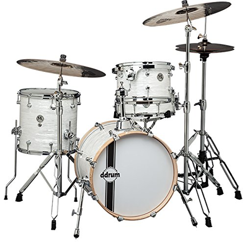 ddrum SEFLYERWP Bop Kit, Basswood, (Ddrum Sets Bass Drum)