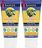 Badger Sunscreen Products Review and Comparison