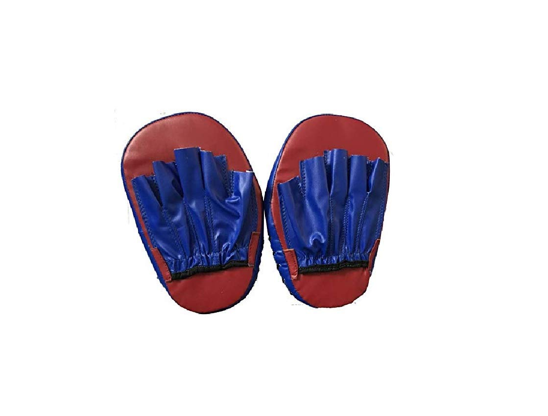 Punch Focus Mitts Dojo Curved Boxing Target Pads for Karate Muay Thai Kick Sparring