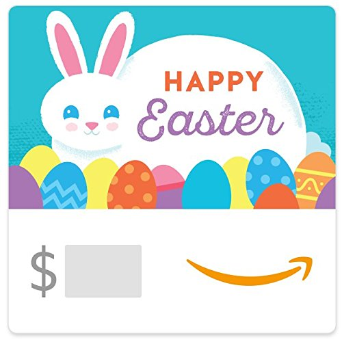 Amazon eGift Card - Happy Easter Bunny