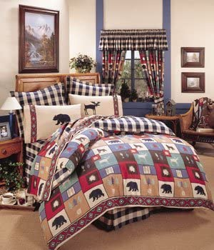 All Seasons Bedding The Woods – Valance