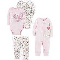 Carter's Baby Girls 4-Piece Gift Set