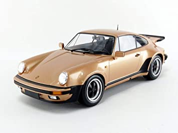 Minichamps 125066124 1:12 1977 Porsche 911 Turbo, Color Rosa metálico: Amazon.es: Juguetes y juegos