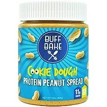 Buff Bake Cookie Dough Peanut Spread, 13 Ounce