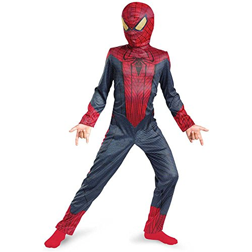 Spiderman Costumes Movie (Spider-Man Movie Classic Child Costume - Large)