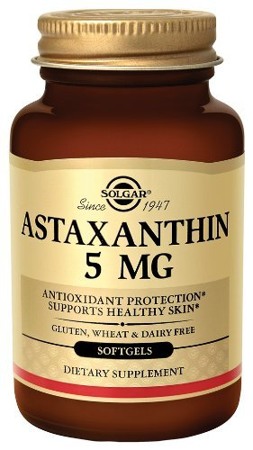 Astaxanthin Complex 5mg 60 Tablets