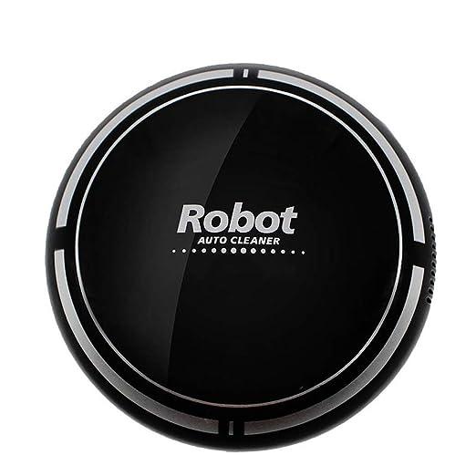 WAOBE Limpieza Robótica, Inteligente Aspirador Suelo Barrer ...