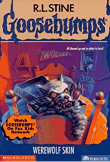 Werewolf Skin (Goosebumps, No 60) Part 21