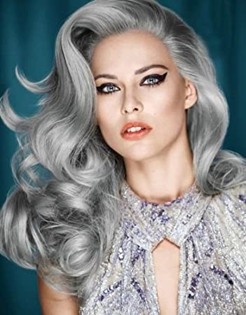 Elegant Berina A21 Light Gray Color Hair Color Cream By Berina Pictures