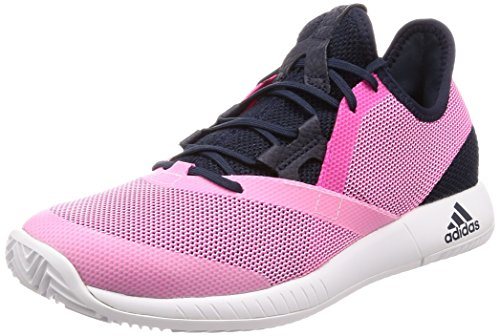 Tennis Multicolour W White Multicolor Defiant Shoes Bounce Adizero adidas 000 Women's x6XCwq4a