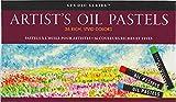 Studio Series Oil Pastels (36 rich, vivid colors)