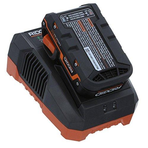 Ridgid R860052K 18 Volt 500 Lbs. Torque 1,500 RPM Hyper Lithium Ion Cordless Drill / Driver Kit