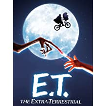 E.T,The Extra-Terrestrial