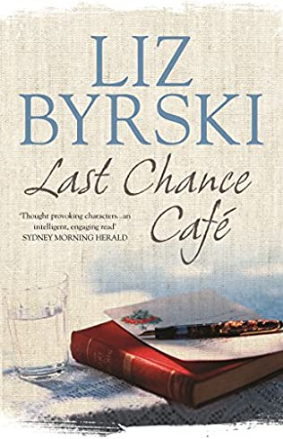 book cover of Last Chance Cafe