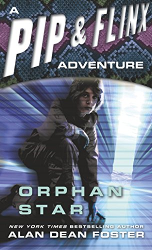book cover of Orphan Star