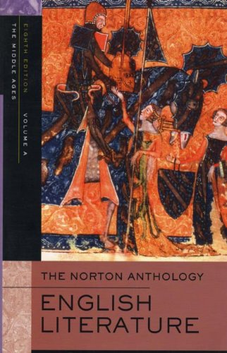 The Norton Anthology of English Literature, Volume A: The Middle Ages by W.W. Norton & Co