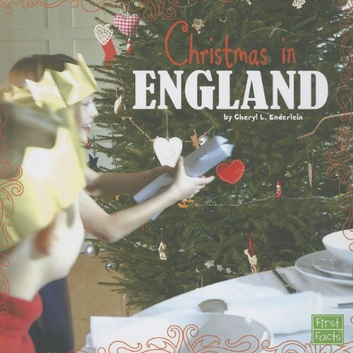 Christmas in England (Christmas around the World)