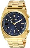 Nixon Men's 'Brigade' Quartz Stainless Steel Casual Watch, Color Gold-Toned (Model: A11762347)