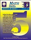 Math Skills, Grade 5, Steve Davis, 1580371280