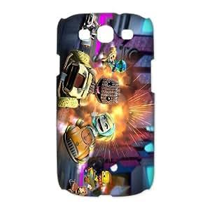 Classic Case theme Little Big Planet cartoon pattern design For Samsung Galaxy S3 I9300(3D) Phone Case