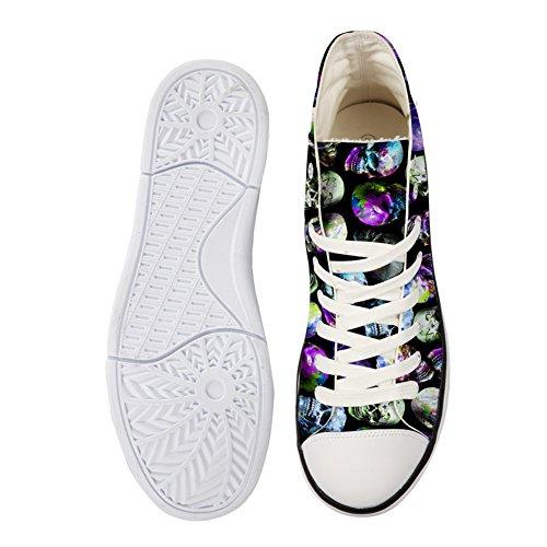 Showudesigns Damen Sneaker, Color 1 - Größe: 39 EU