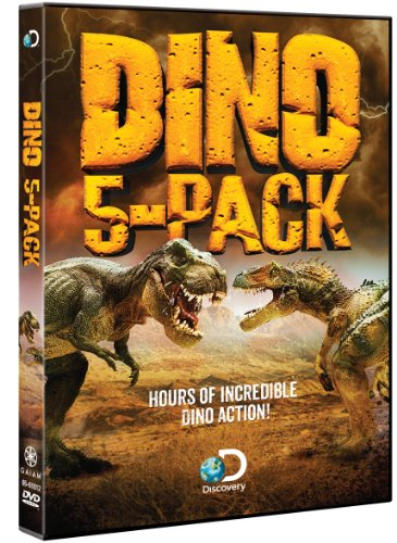 Dino 5 Pack by CINEDIGM - UNI DIST CORP