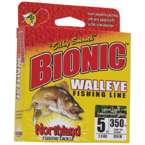 Northland Tackle BW350-7-GC Bionic Fishing line Bait