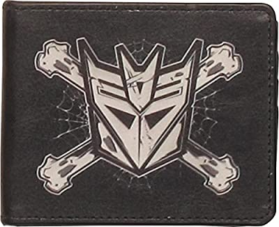 Buckle-Down Bifold Wallet Transformers by Buckle-Down