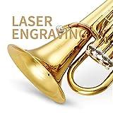Eastar Student Bb Euphonium B Flat Gold Lacquer