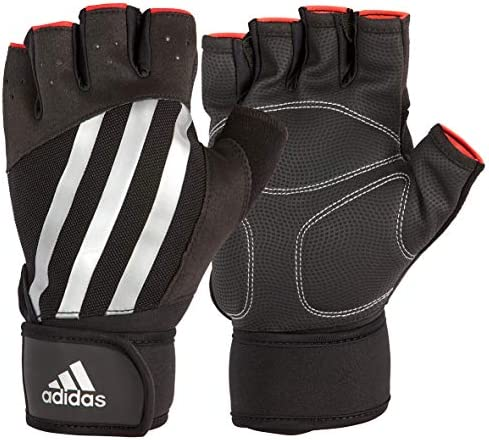 ELITE TRAINING GLOVES - SILVER/L, 1 SIZE: Buy Online at Best Price in UAE -  Amazon.ae