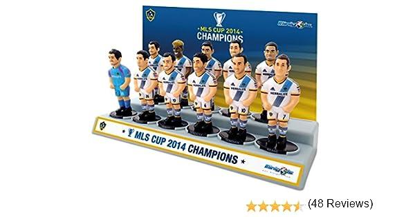 minigols equipo de fútbol figuras (11 unidades) - 5LAX-2014-2K ...