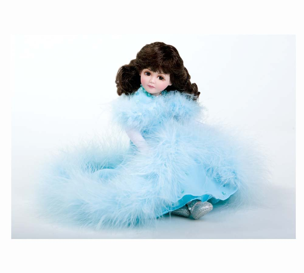 """Marie Osmond """" Marie at 3 """" Tiny Tot。。。5 """" Seated磁器le1250   B07BCLZ84Q"""