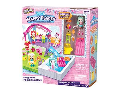 Happy Places Shopkins S2 Piscine et solarium