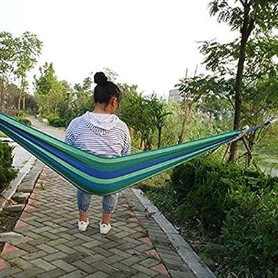 ShiXuan Hamaca de jardín Portátil de Viaje Colgante para Colgar en ...