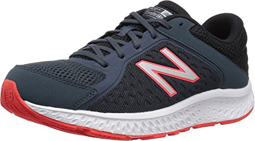 [new balance(ニューバランス)] メンズランニングシューズ?スニーカー?靴 420v4 Petrol/Black 15 (33.cm) D - Medium