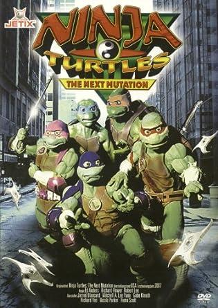 Ninja Turtles - The Next Mutation [Alemania] [DVD]: Amazon ...