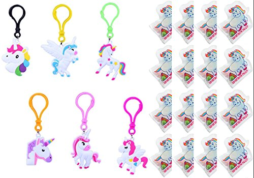 48 Piece Unicorn Party Favors For 24 Guests: Unicorn Candy P