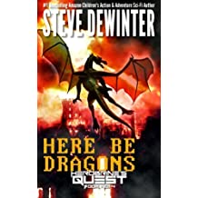 Here Be Dragons (Herobrine's Quest) (Volume 4)