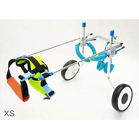 Silla de ruedas ajustable para perros, arnés de movilidad para ...