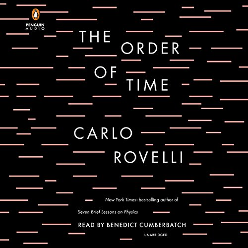 The Order of Time by Penguin Audio