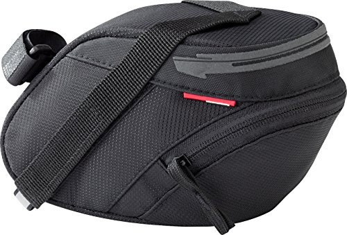 Diamondback Dbs100Ci Bicycle Saddle Bag, Large, Black ()