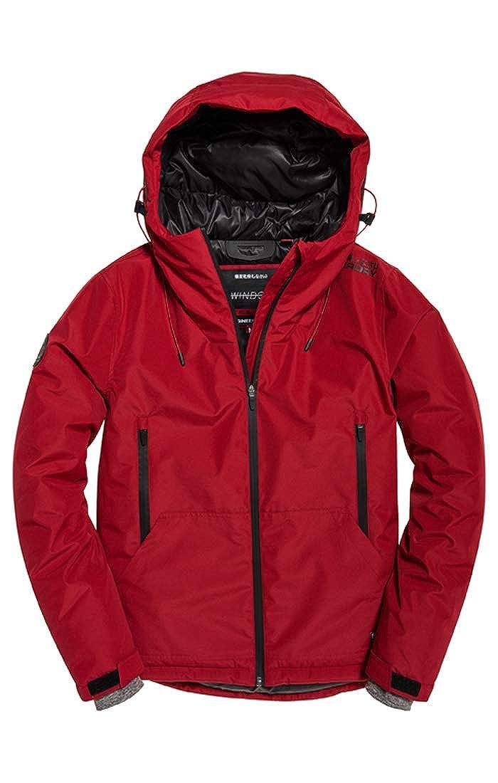 Superdry Men's Padded Elite Windcheater Sports Jacket M50001SR