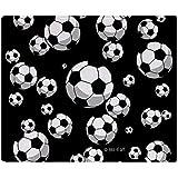 "CafePress - Soccer - Soft Fleece Throw Blanket, 50""x60"" Stadium Blanket"