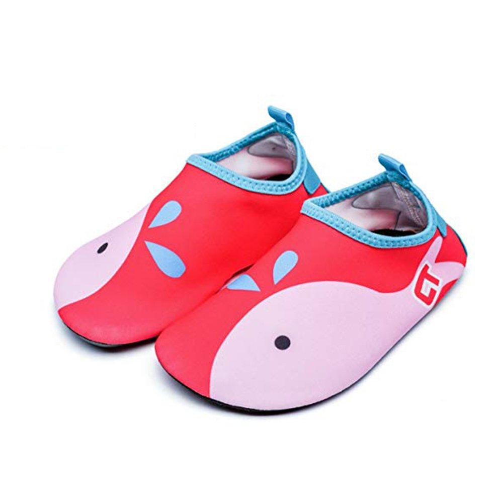 Baby Toddler Water Shoes for Beach Pool Surfing Yoga Dithes Kids Water Shoes Quick Dry Aqua Socks Barefoot Shoes