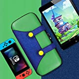 Carrying Case for Nintendo Switch,[Color-Clash